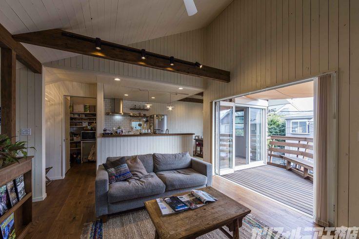 SURFER'S HOUSE in 茅ケ崎Ⅱ   カリフォルニア工務店