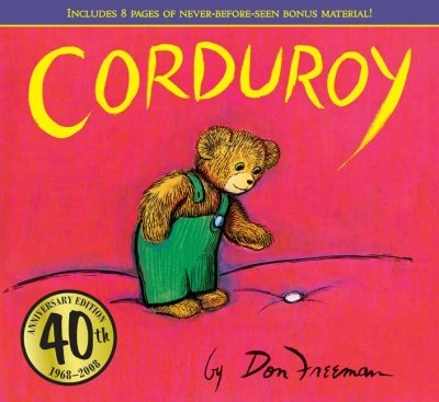 Corduroy by Don Freeman:
