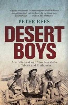 About 1300 Australians died in the desert campaigns of World War I, while another 3500 died in North Africa and the Middle East during World War II. Thousands more carried the wounds of war for the rest of their lives. Countless families were left behind to mourn the dead and comfort the injured.