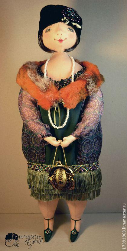 Коллекционные куклы ручной работы. Ярмарка Мастеров - ручная работа Симочка. Handmade.