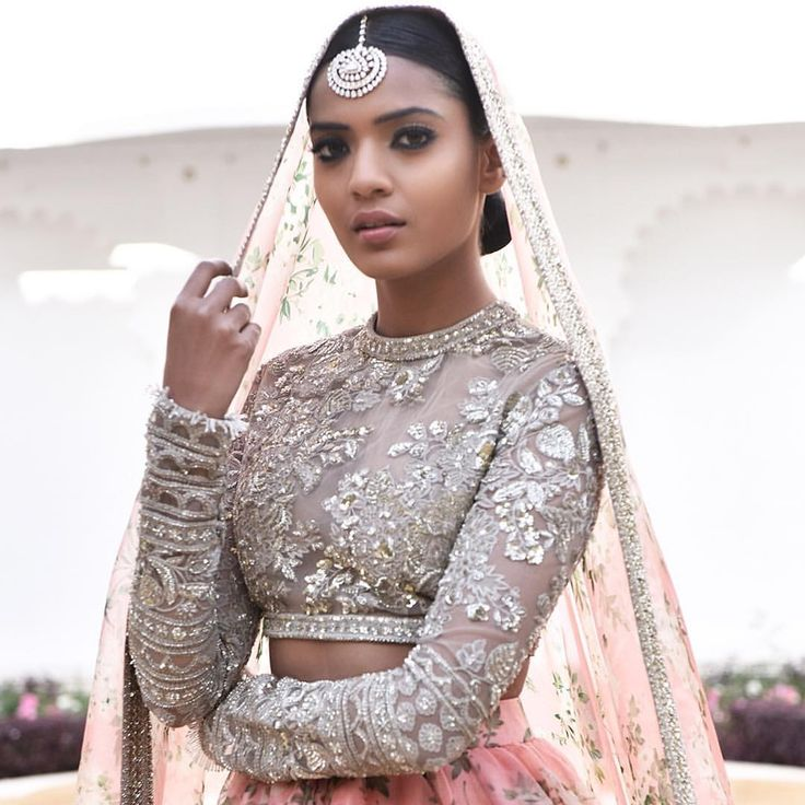 "Sabyasachi Mukherjee ""The Udaipur Collection"" Spring Couture 2017."