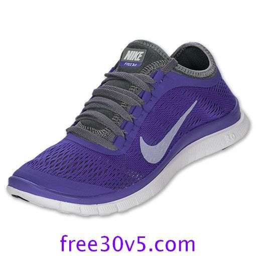 detailed look 9e923 7a882 Free30v5.com full of 50% Off Nike Shoes Sale,Nike Free 3.0 V5 Womens White  Cool Grey Violet Force 580392 510 | Shoes & boots | Pinterest | Nike Free,  ...