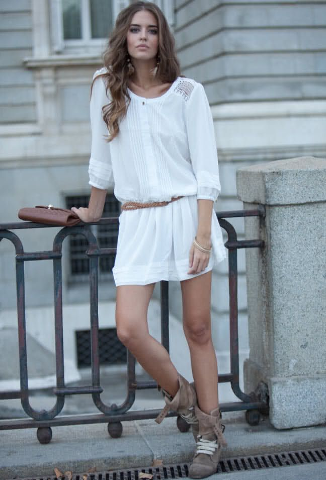 summer white.