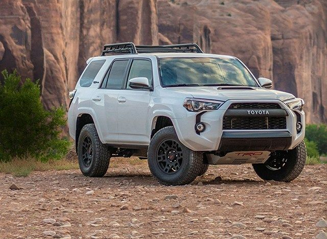 2020 Toyota 4runner Concept And Redesign With Images Toyota