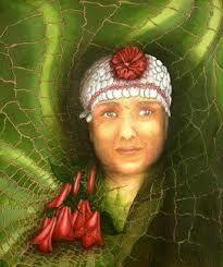 flor del copihue