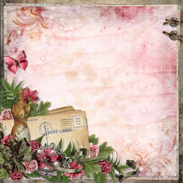 Рамки для написания открыток, поздравление