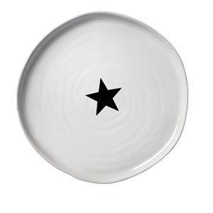 Assiette étoilée - Le Repère des Belettes