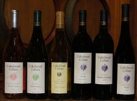 I can never have enough Cakebread Wine on hand!   Cakebread Cellars Instant Cakebread Cellar   This collection comprises:  2010 Chardonnay, Napa Valley  2011 Vin de Porche, Napa Valley  2009 Chardonnay Reserve  2009 Merlot, Napa Valley  2008 Cabernet Sauvignon, Napa Valley 2009 Syrah, Napa Valley