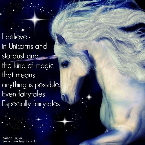 Unicorns and stardust