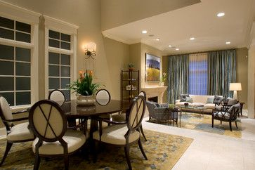 best dining room colors | Living Room Paint Color Ideas: What Colors Work Best | DIY Interior ...