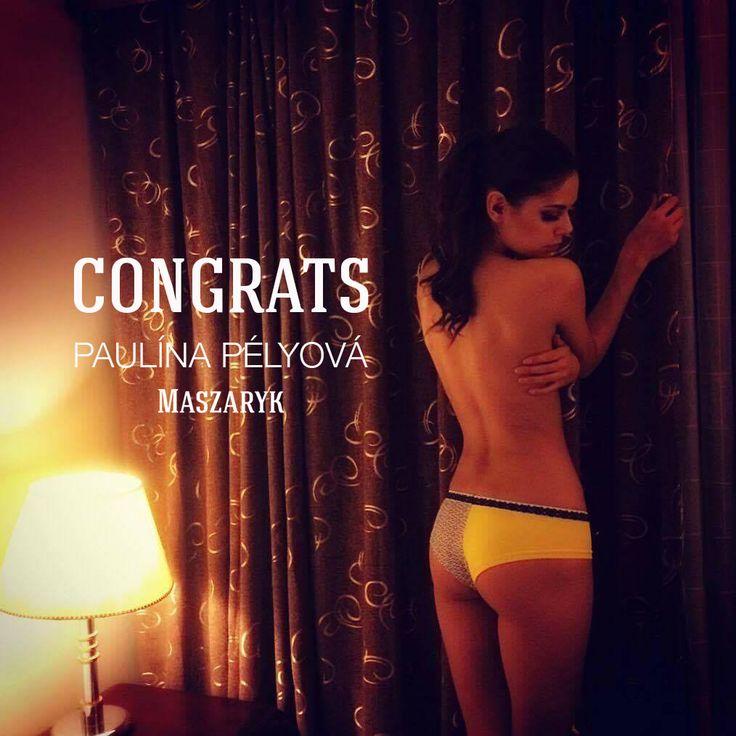 Paulína Pélyová, girl #madeinczechoslovakia Winner of Season 7 #Miss SUPERTALENT of the #misssupertalent World! #underwear #fashion #girl