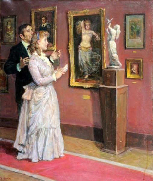 l-markos-the-museum-visit