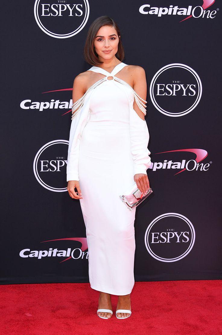Oliva Culpo attends the 2017 ESPY Awards on July 12, 2017  (REX/Shutterstock)