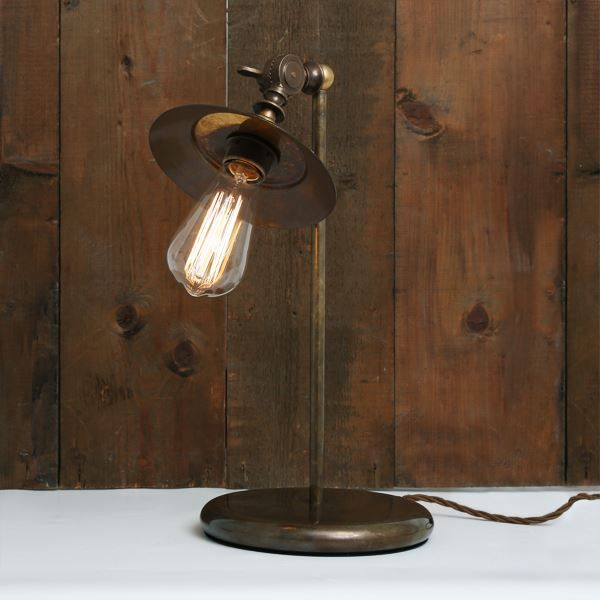 Edison Lamp Rustic Decor Unique Table Lamp Industrial: 1000+ Ideas About Rustic Table Lamps On Pinterest