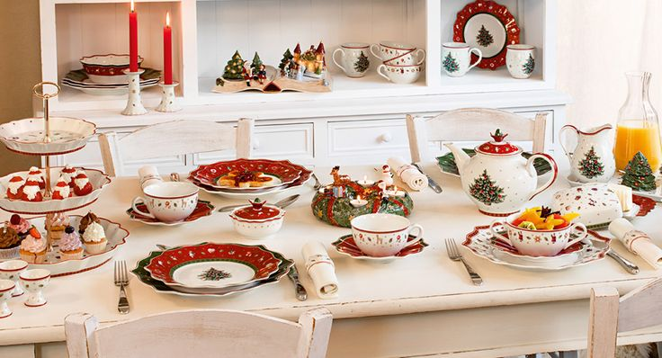 Villeroy & Boch invites you to Christmas Day breakfast