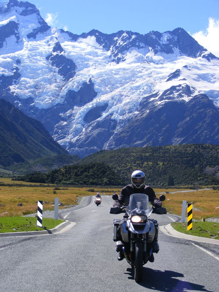 Paradise Motorcycle Tours Christchurch