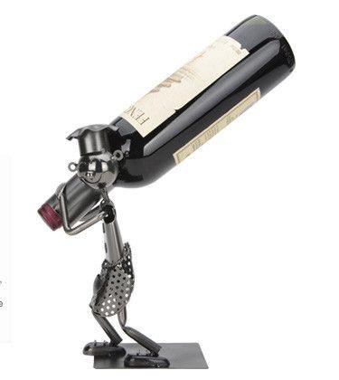 Hardworder Wine Holder I Newell Furniture