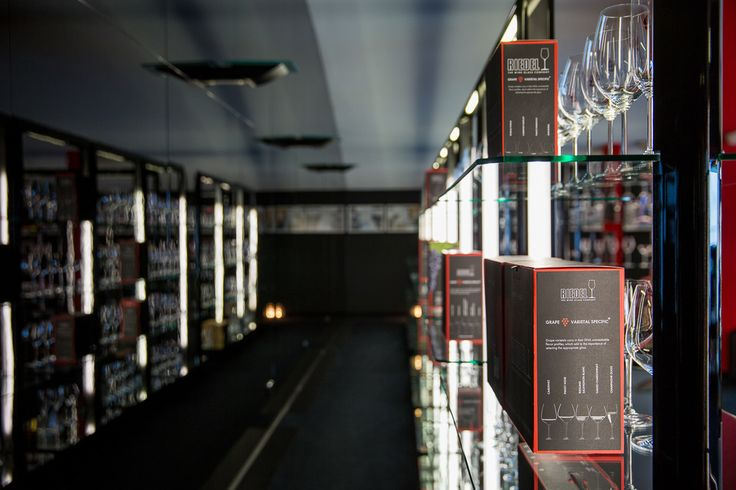 RIEDEL GLAS MANUFACTURE KUFSTEIN - THE WINE GLASS COMPANY, PRODUCTION PHOTOREPORTAGE BY MANUEL PALLHUBER
