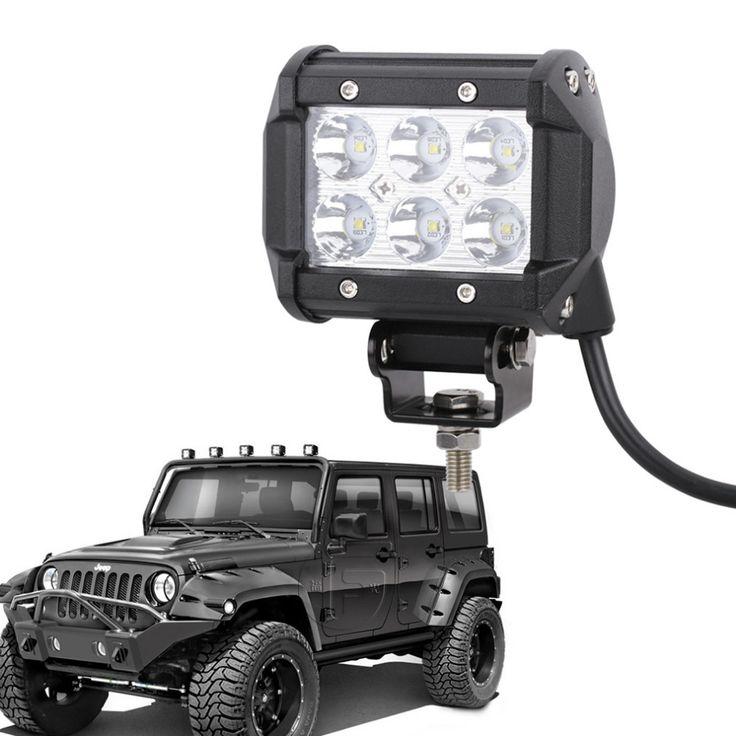 "$25.00 (Buy here: https://alitems.com/g/1e8d114494ebda23ff8b16525dc3e8/?i=5&ulp=https%3A%2F%2Fwww.aliexpress.com%2Fitem%2F4-18W-36W-72W-CREE-LED-Chip-Offroad-Driving-Work-Spot-Light-Bar-truck-BOAT-UTE%2F32712570720.html ) 4"" 18W 36W 72W CREE LED Chip Offroad Driving Work Spot Light Bar truck BOAT UTE Car LED Lamp car led bulb parking 12V 6000K D040 for just $25.00"