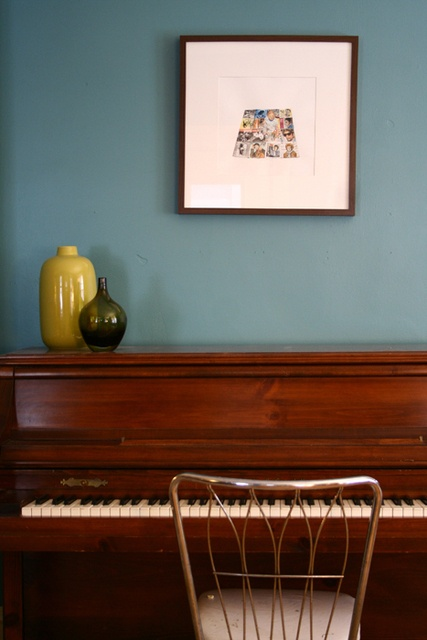 Behr's Hallowed Hush for the living room #color Great color