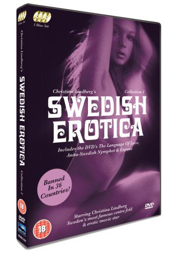 Swedish Erotica Collection 1 [DVD]: Amazon.co.uk: Christina Lindberg, Torgny Wickerman, Gustav Wiklund: Film & TV