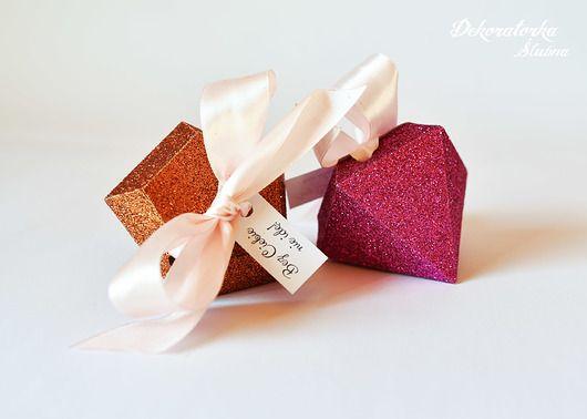 Ślub - zaproszenia, kartki-Zaproszenie dla świadka diament