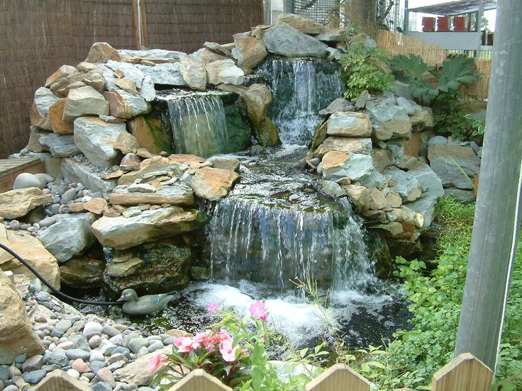 Water Features Liverpool #Ponds #Waterfalls #Waterfeatures #Liverpool