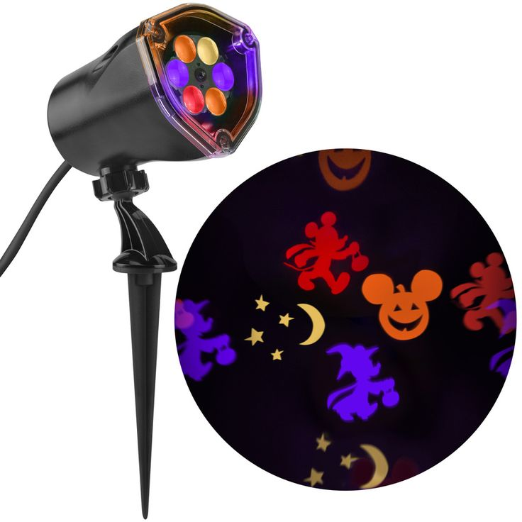 Decorate for Halloween AND Christmas With These All New Disney Light Projectors!