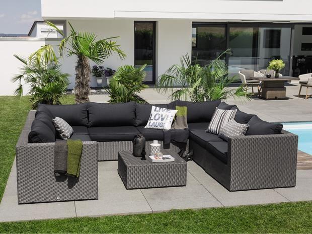 Loungemöbel Kaufen Loungem%c%bbel sets c Polyrattan lounge möbel