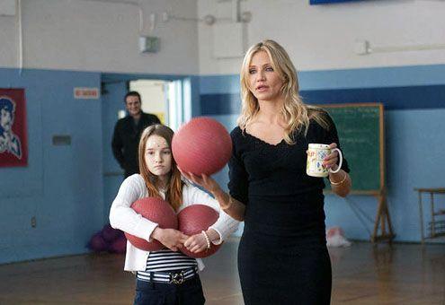 Cameron Diaz & Kaitlyn Dever - Bad Teacher