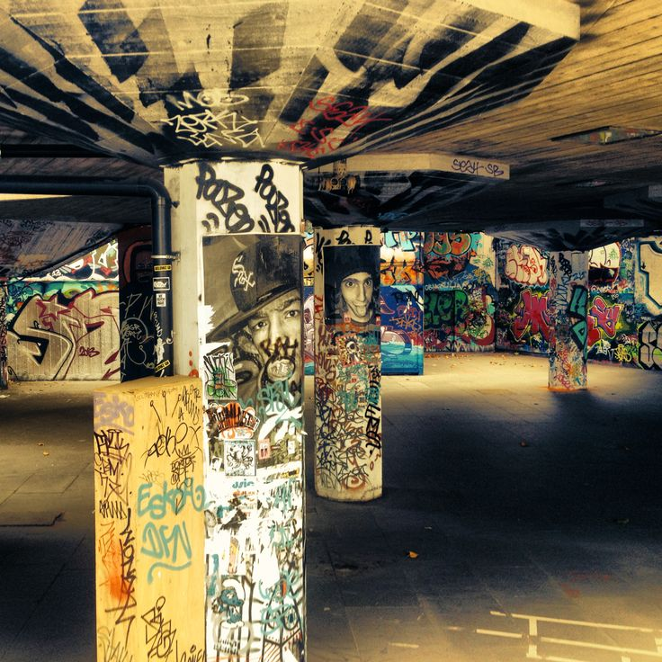 London South Bank Skate
