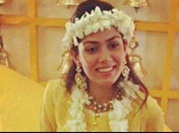 #ShahidKiShaadi: New pictures from the Shahid Kapoor-Mira Rajput wedding ... Mira Rajput  #MiraRajput