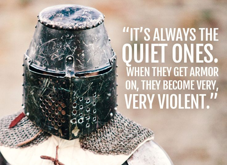 We've got a lot of people who work in IT; they've obviously got a lot of anger to work out. | LARP++