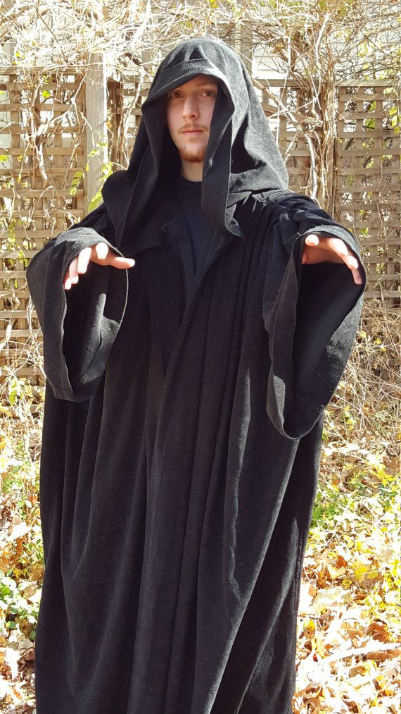 Sith Robe/ Dark Wizard Robe US$150.00