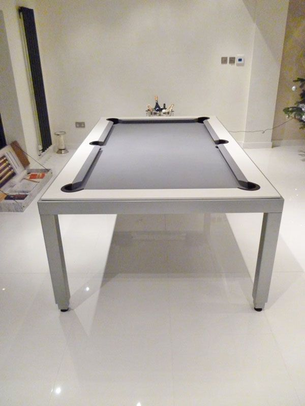 Check out our latest luxury pool dining table installations from over the  festive season!