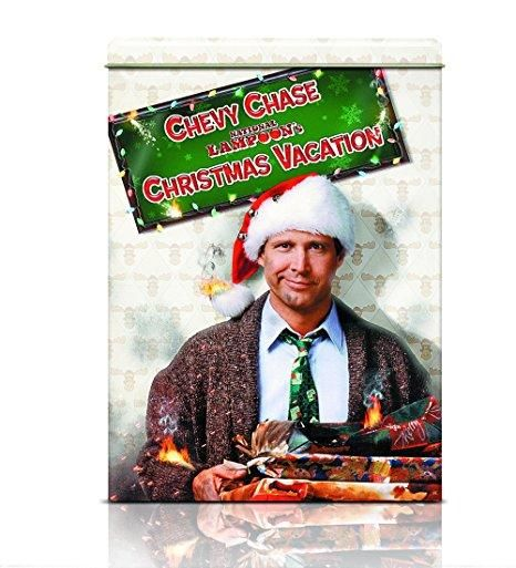 National Lampoon's Christmas Vacation Chevy Chase, Beverly D'Angelo, Randy Quaid, Juliette Lewis, Brian Doyle Murray, Johnny Galecki, Diane Ladd, E.G. Marshall, Doris Roberts