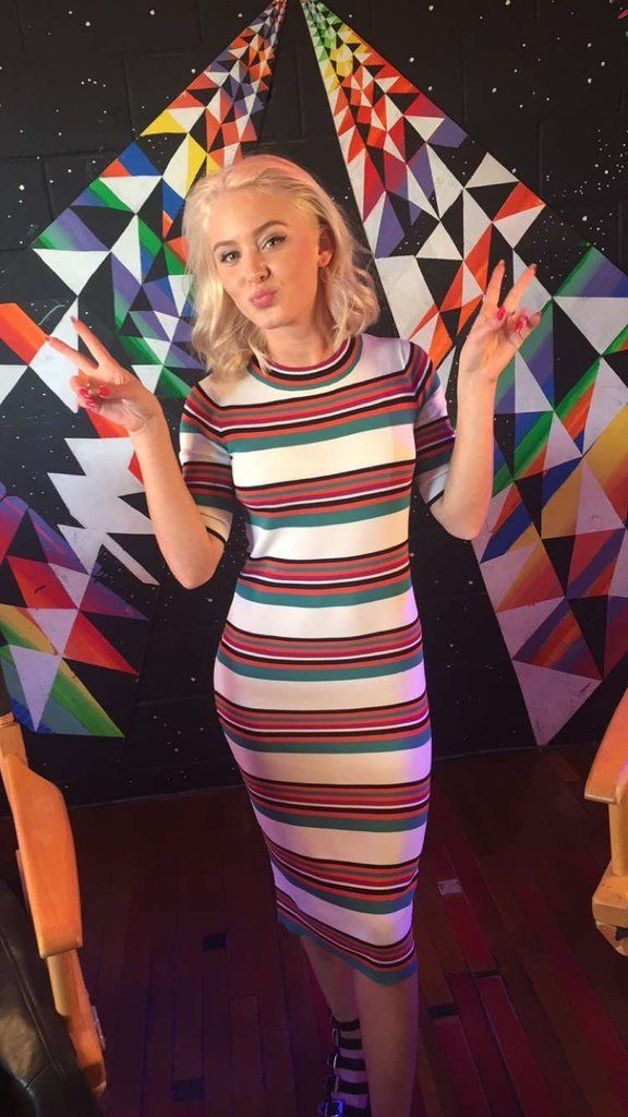 Zara Larsson Beauty Tips | Interview | POPSUGAR Beauty