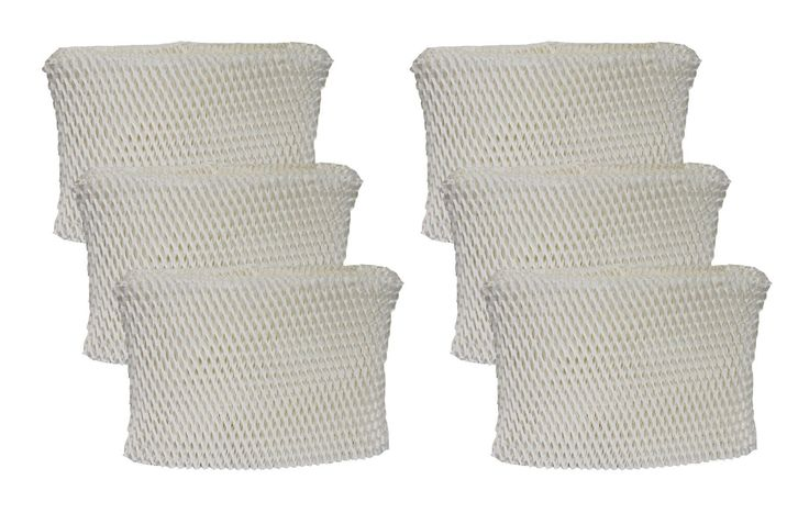 6 Honeywell HC-888 Humidifier Filters Fit HCM & DH Series Humidifiers