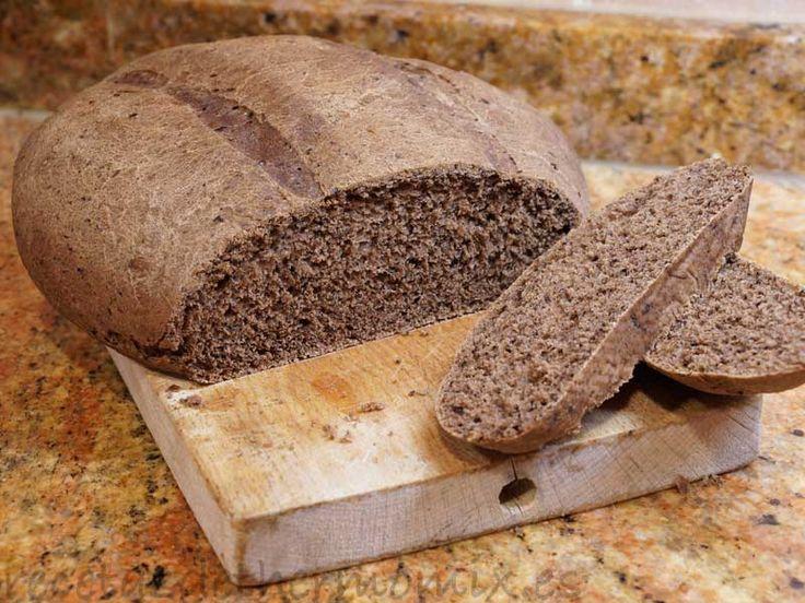 Pan de aceitunas - http://www.recetasdethermomix.es/masas/pan-de-aceitunas.html