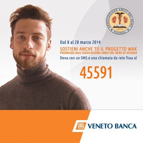 Inviamo un SMS solidale al 45591: dona 1 euro a A.A.R.VI. Onlus ed il progetto WAK http://adm.ms/cuHrMW #ad