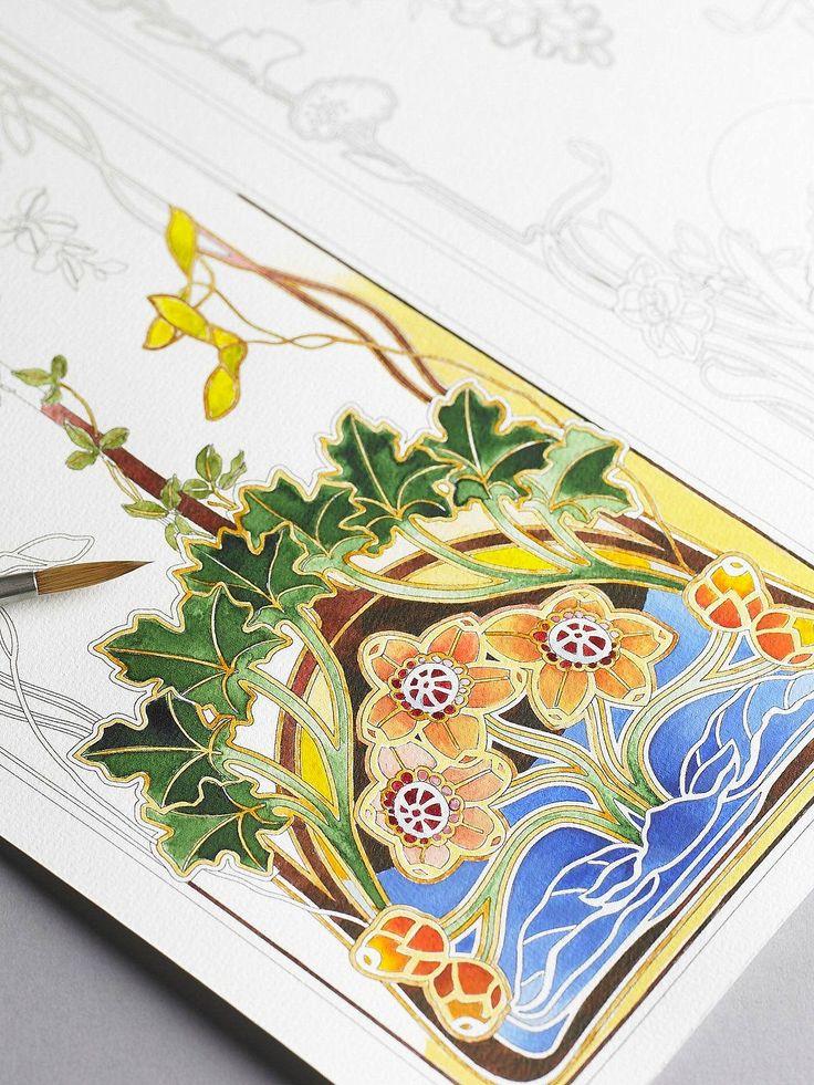 Carti de colorat le un pret special! Ia niste creioane colorate, carioci sau acuarele si vino cu noi sa dam viata paginilor albe, sa petrecem cateva ore relaxante colorand! 😌🎨