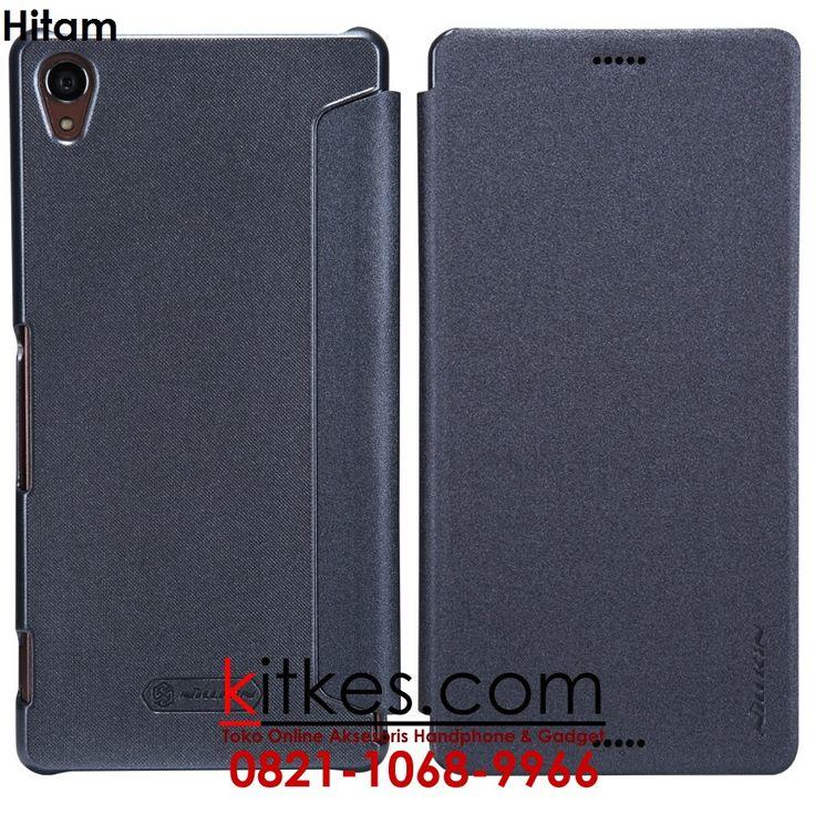 Nillkin Sparkle Leather Case Sony Xperia Z3 Rp 135.000  www.kitkes.com/product/196/1037/Nillkin-Sparkle-Leather-Case-Sony-Xperia-Z3/