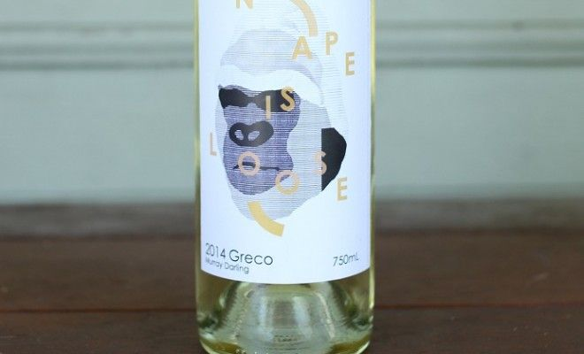 GRAM Magazine Wine Review An Ape Is Loose Greco 2014 | Gram Magazine