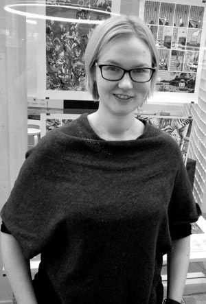 Ilona Heinonen - tamperelainen kirjastonhoitaja ja muusikko