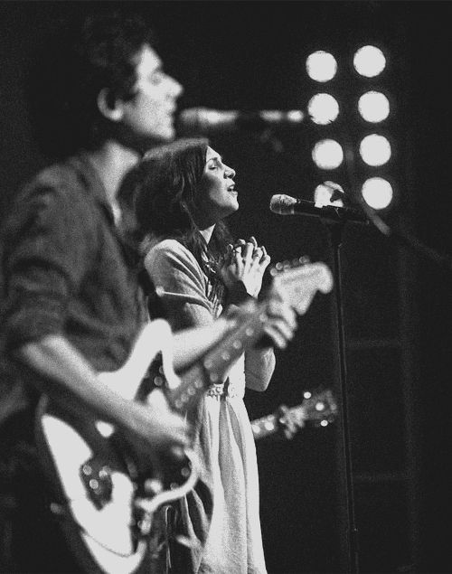 Jesus Culture - playing guitar and singing for God. We should know this is a vintage photo of worship only because it's in the black and white rarely used today. May our worship continue... fervently ARDENT LOVE praise for our GREAT LORD God! -DdO:) http://www.pinterest.com/DianaDeeOsborne/easters-exciting-expectations/ - And not just at Christmas or Easter, but all year around the calendar. Day By Day, speaking of music history! Nice photo pin via MadelineMusic