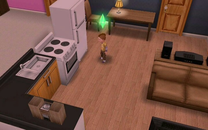 Sims free play..love this game