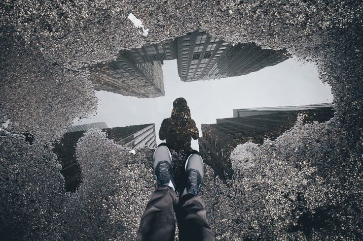 Here are six tips for photographing puddles to create epic photos, whether you're shooting with a DSLR, a point-and-shoot camera, or your smartphone.