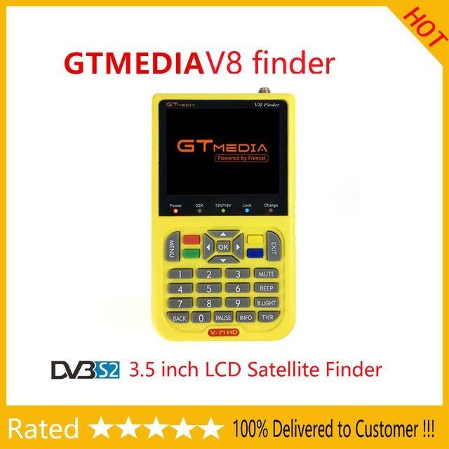 Digital Satellite Signal Finder GTmedia V8 Finder Search