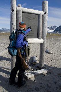 MayaQuilt: vakantie  Spitsbergen 2012