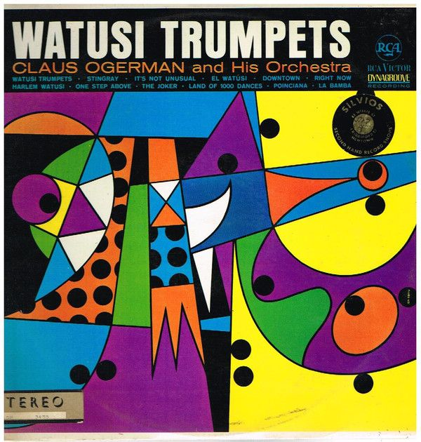 Claus Ogerman And His Orchestra* - Watusi Trumpets (Vinyl, LP, Album) at Discogs